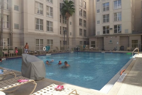 Homewood Suites Orlando-International Drive/Convention Center: Pool