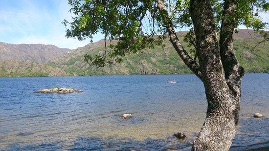 Sanabria Lake Natural Park: Lagoa de sanabria