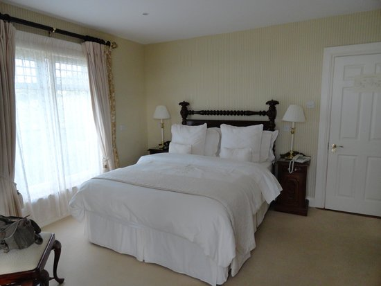 The Shores Country House: Chambre