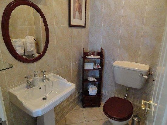 The Shores Country House: Salle de bains