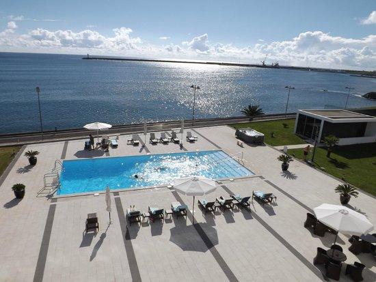 Atlântida Mar Hotel: Vista diurna desde la habitación