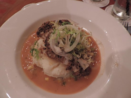 Red Fish Grill : Gulf Wild Red Snapper