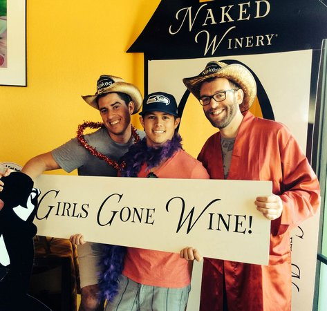 Getting weird in our Hood River Tasting Room!