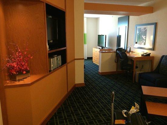 Fairfield Inn & Suites Ankeny: Room
