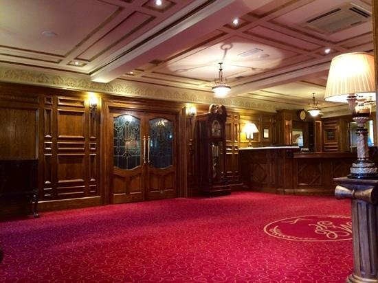 Meadow Court Hotel: MCH