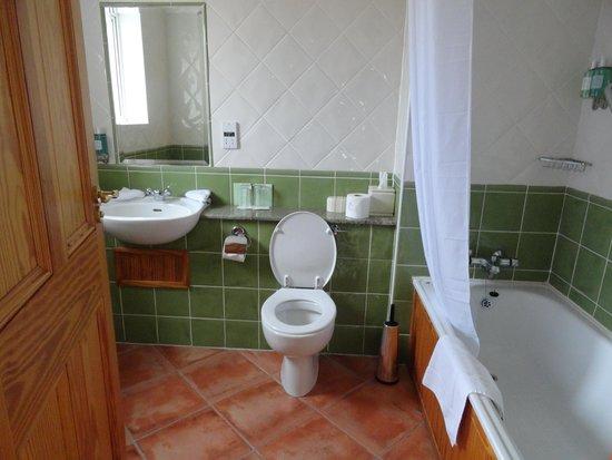 Teach de Broc : salle de bains