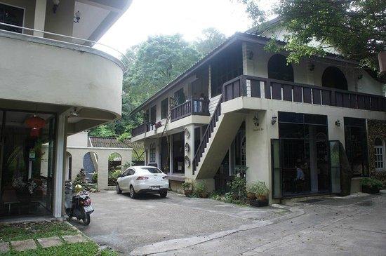 South Andaman Sea Hot Spa Resort: 外観