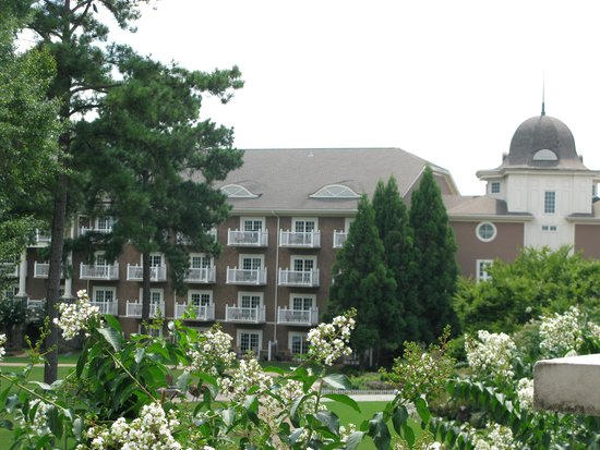 The Ritz-Carlton Reynolds, Lake Oconee: the hotel