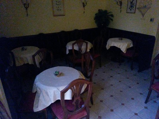 Hotel Cinquantatre: Sala colazione