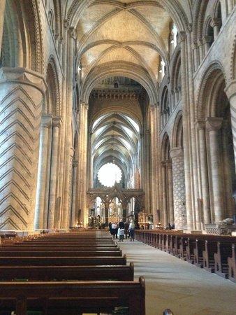 foto de catedral de durham durham cathedral interior