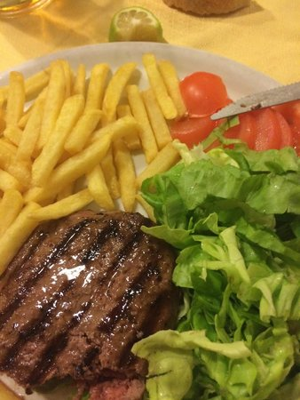 Mariuccia : Chianina hamburger