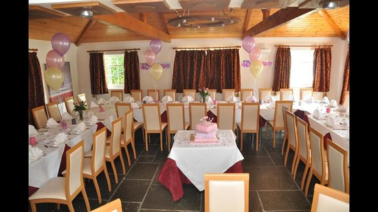 Towcester, UK: Large function room