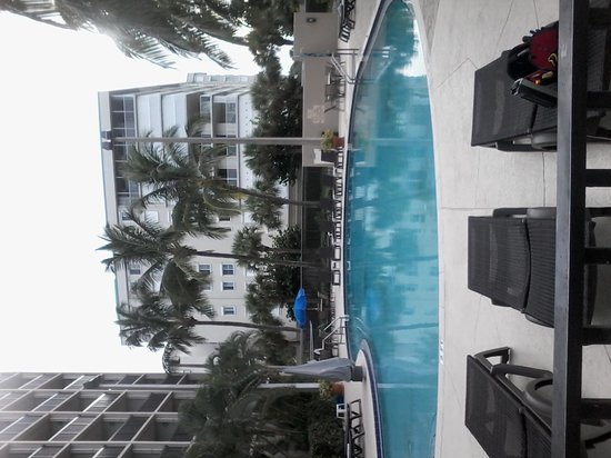 Hampton Inn Cocoa Beach/Cape Canaveral: pool