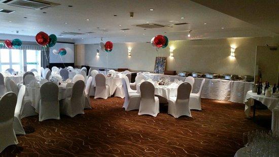 Mercure Tunbridge Wells : Main function room