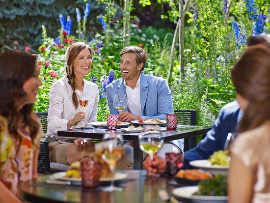 Element 47: Garden Dining