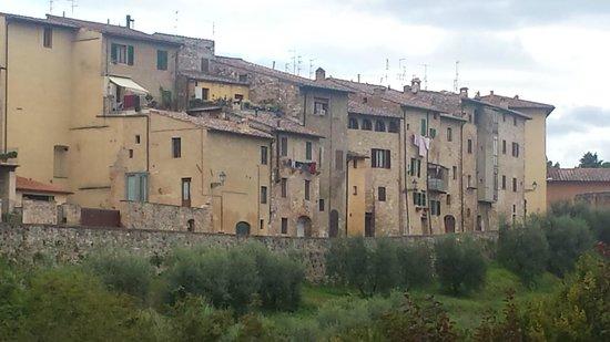 Palazzo San Lorenzo Hotel & Spa: Colle di Val d'Elsa
