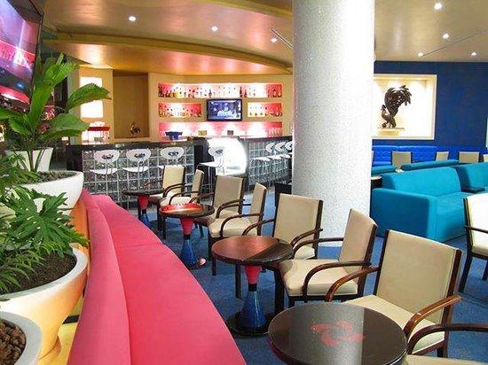 Hotel Aranzazú Centro Historico: El Gallo Bar
