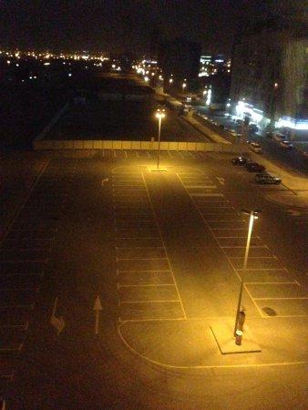 Centro Barsha: Surroundings