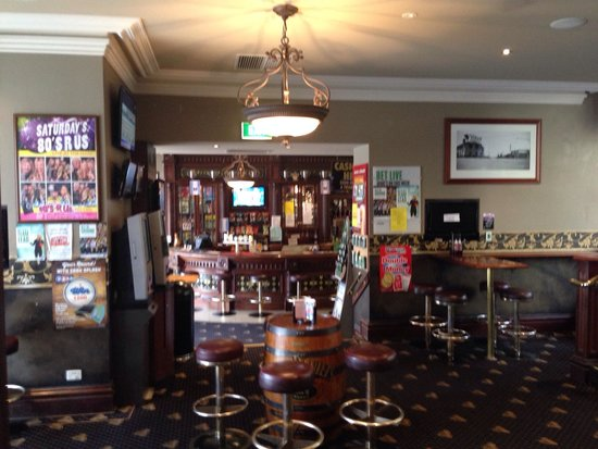 sports bar lounge area picture of the harp of erin kew. Black Bedroom Furniture Sets. Home Design Ideas