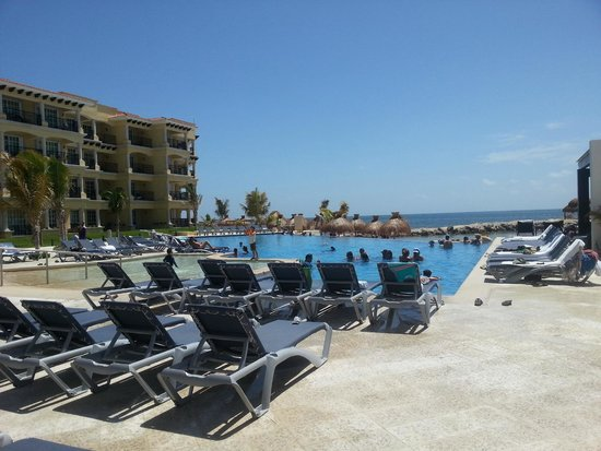 Hotel Marina El Cid Spa & Beach Resort : Infinity Pool