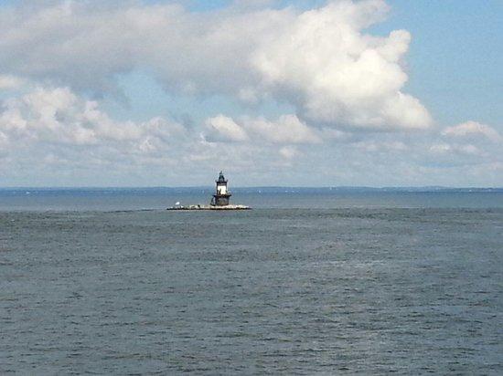 Cross Sound Ferry : Lighthouse