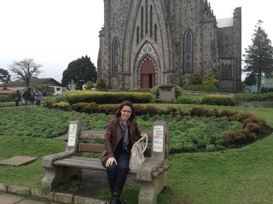 Catedral de pedra de Canela, RS
