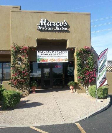 Marco's Italian Bistro
