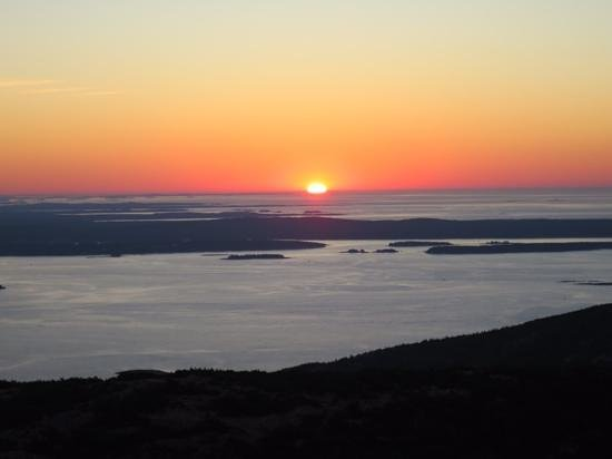 cadillac mountain sunrise. Cars Review. Best American Auto & Cars Review
