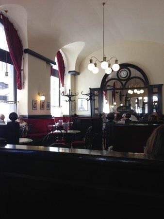Cafe Griensteidl: interior
