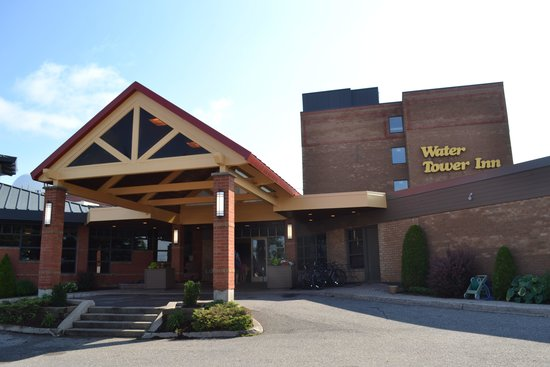 Algoma's Water Tower Inn & Suites, BW Premier Collection : Our Hotel