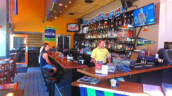 Greenlake Bar Grill Area