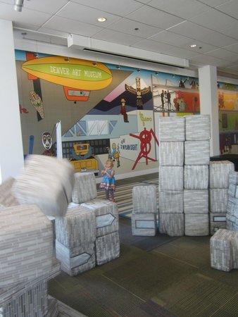 Denver Art Museum: A space for kids