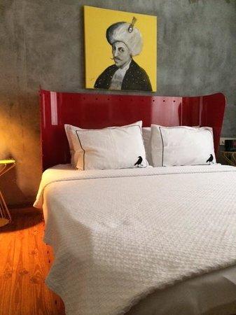SuB Karakoy : Our room