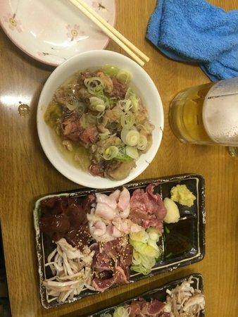 Charcoal cuisine Toribariki Kinshicho Main shop