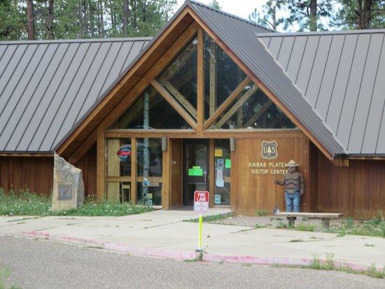 Kaibab National Forest: The ranger station