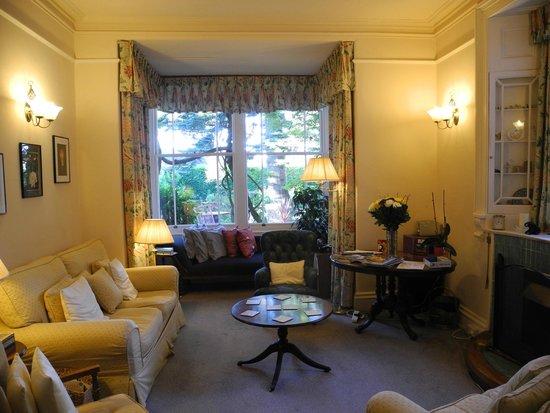 Fairfield Garden Guest House: The Lounge