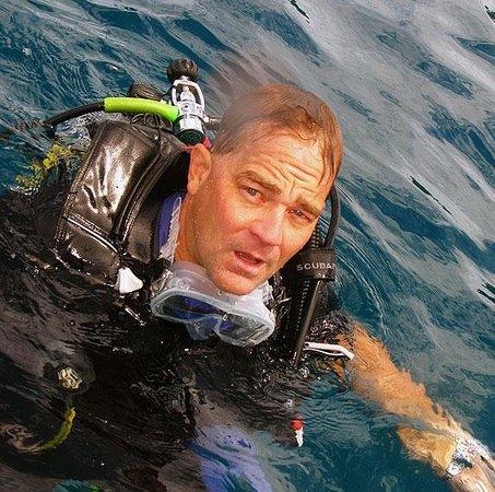 Natura Cabana Boutique Hotel & SPA : Scuba Diving