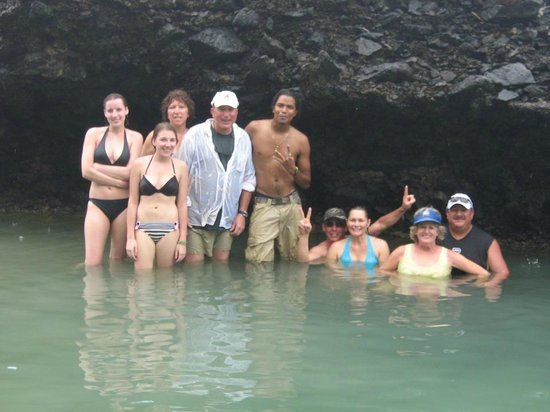Tan Tan Tours: Carambola Tidal Pool Dip