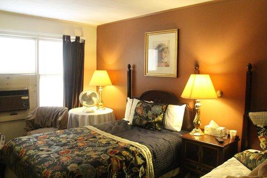 Vintage Motel: Room number 2