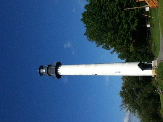 Summersville Lake Lighthouse : West Virginia lighthouse.
