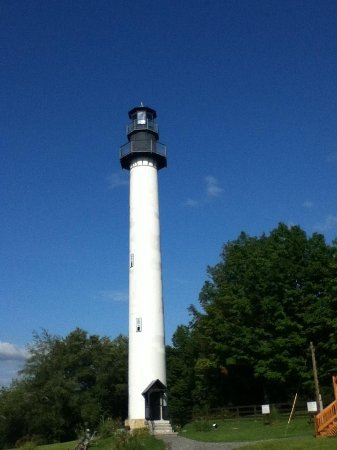 Summersville Lake Lighthouse: West Virginia lighthouse.