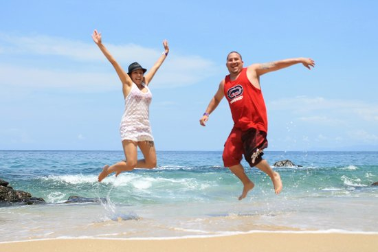 Vallarta Adventures: at the end of the tour, our private photo shoot