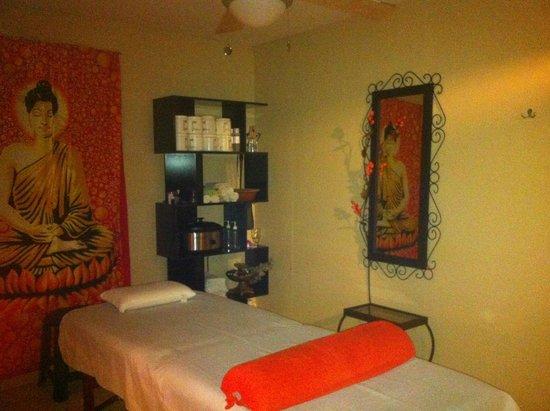 Ballena, Costa Rica : Masage room