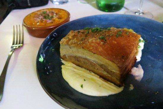 il lido : Port Belly dish