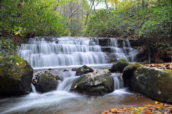 Andrews, NC: Dockery Creek Falls