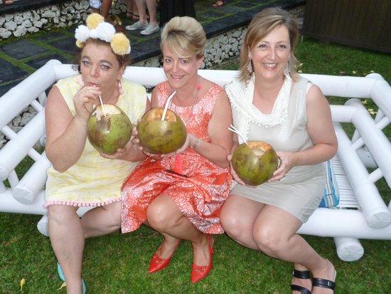 Voyager Boutique Creative Retreat: Coconut Love