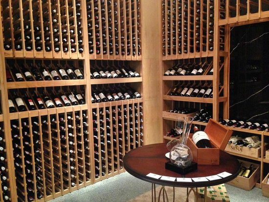 Awesome Hanoi Ocean House: Wine Cellar