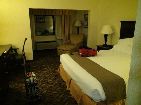 Holiday Inn Express Lompoc : номер