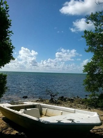 Ocean Pointe Suites at Key Largo: On private beach