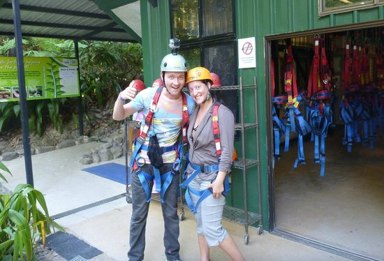 Jungle Surfing Canopy Tours: 2